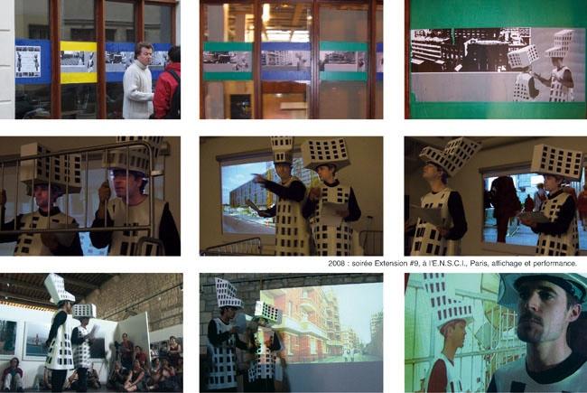 Imagiques 8, Fictions cartographiques, Rencontres photographiques, Langon, 2007.