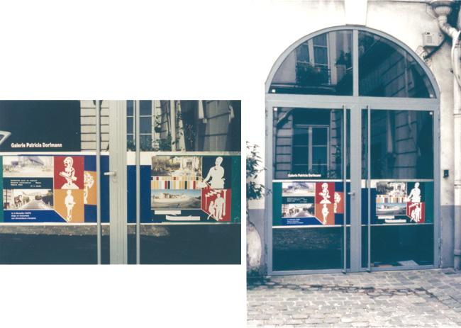 Langage. Galerie P.-Dorfmann, avec les services culturels de la mairie de Paris. 2000.
