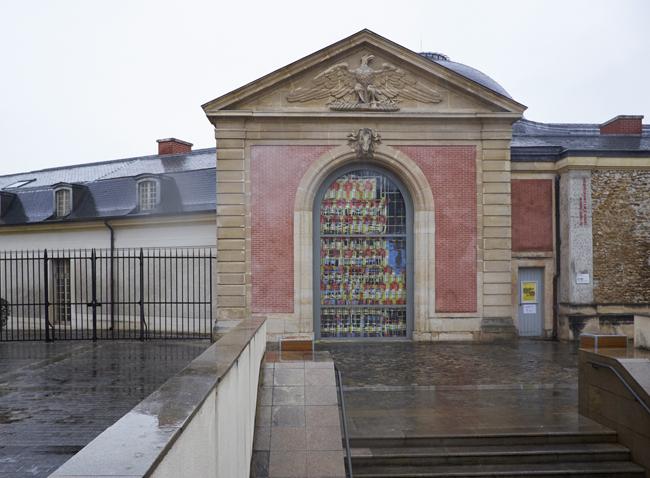 """""""Nous utilisons maintenant le pays lui-même comme sa propre carte"""", La Maréchalerie, Versailles"""